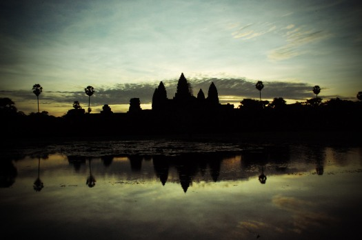 Angkor Vat sunrise (c) Clarice Fong