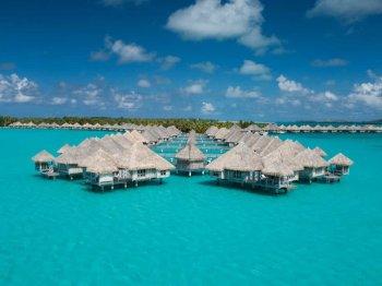 St Regis Hotel, Bora Bora (c) Conde Nast Traveller
